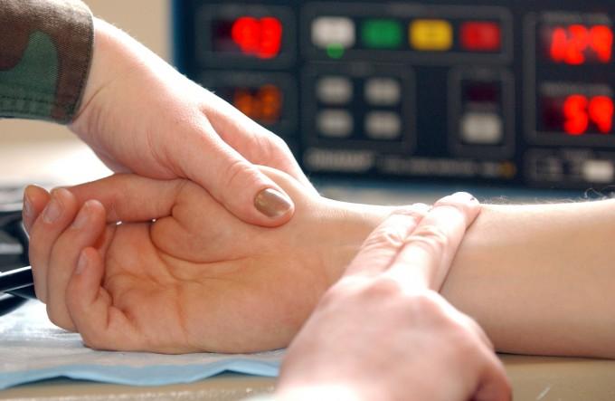Kaip sumazinti pulsa